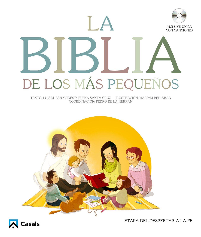 La Biblia para los más pequeños: Amazon.es: Ben-Arab Canela ...