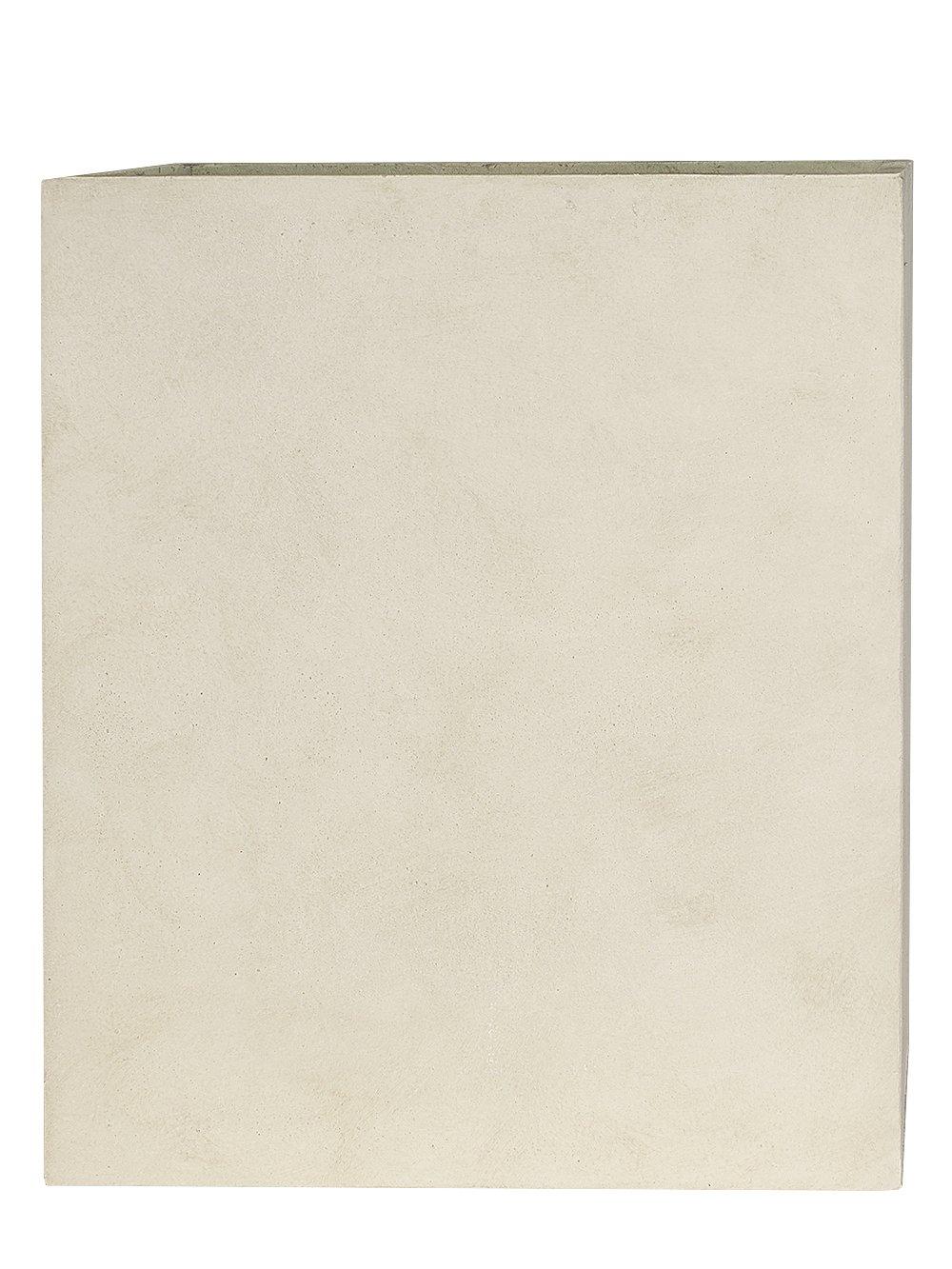 PFLANZWERK® Pflanzkübel DIVIDER Sand 92x80x30cm *Frostbeständig* *UV ...