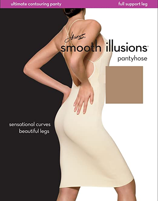 Hanes smooth illusions pantyhose