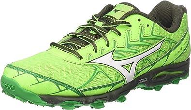 Mizuno Wave Hayate 4, Zapatillas de Running para Hombre: Amazon.es: Zapatos y complementos