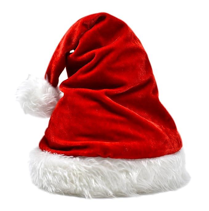 jowiha® cappello di Babbo Natale 4ea2715d5740