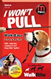 Mikki Training Walk-Ease Dog Head collar, Medium Dog Halter
