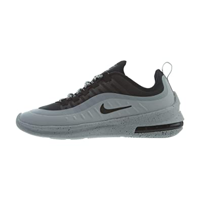promo code b8ce9 b5e40 Nike Men s Air Max Axis Premium Black Wolf Grey Dark Grey Size 8 M