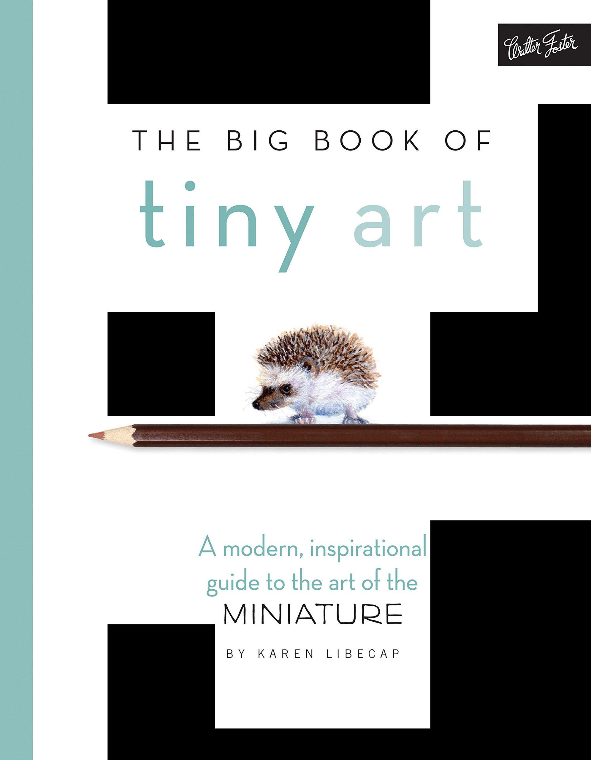 Download The Big Book of Tiny Art pdf epub