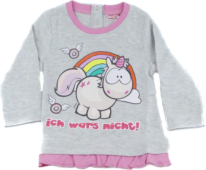 TVM Europe GmbH Baby NICI weicher Pullover und Hose Set f/ür M/ädchen Baumwolle Rundhals Kragen