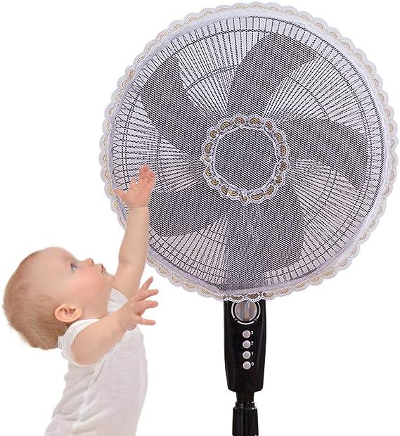 Atrumly - Cubiertas de malla de ventilador eléctrico para bebés y ...