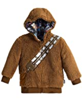 Star Wars Chewbacca Reversible Zip Hoodie for Kids