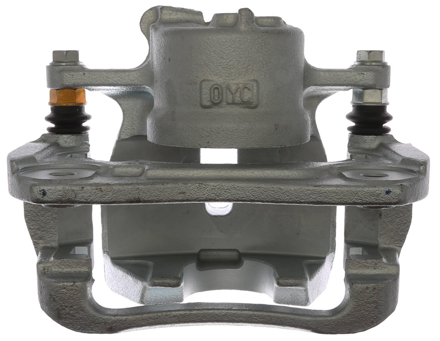 ACDelco 18FR2643C Professional Front Driver Side Disc Brake Caliper Assembly without Pads Friction Ready Coated Remanufactured