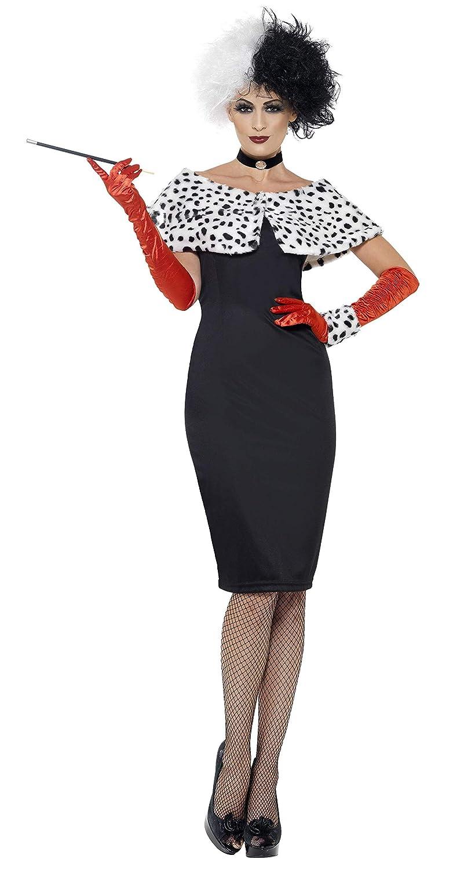 Smiffy's Women's Evil Madame Costume
