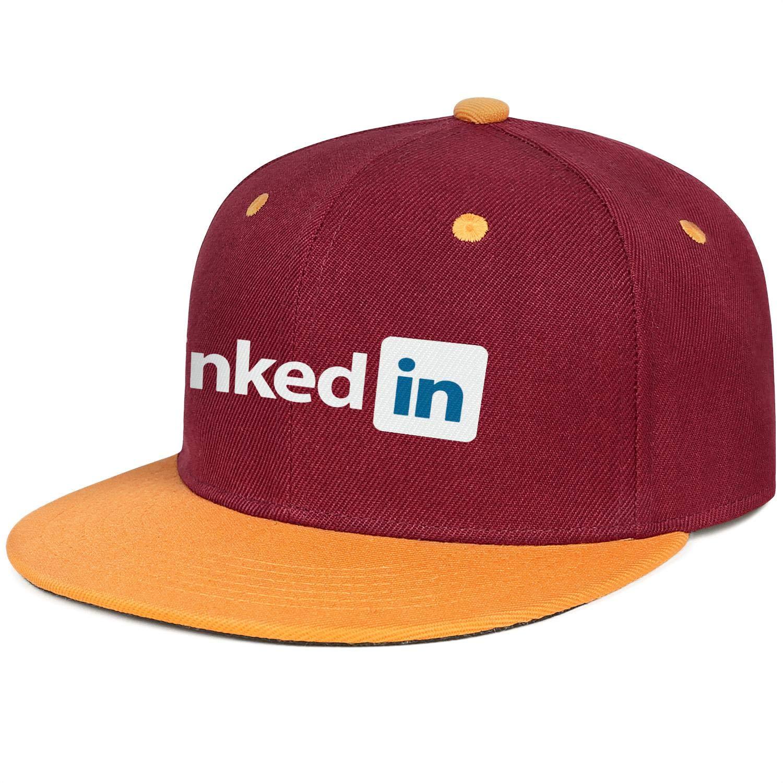 Just Hiker Men Women Hiphop Hat Lightweight Snapback Sport Cap