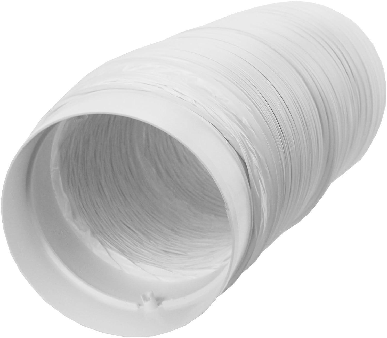 6m, 5 Pouces SPARES2GO Tuyau darrosage en PVC Conduit kit dextension Pour Carrier Climatisation