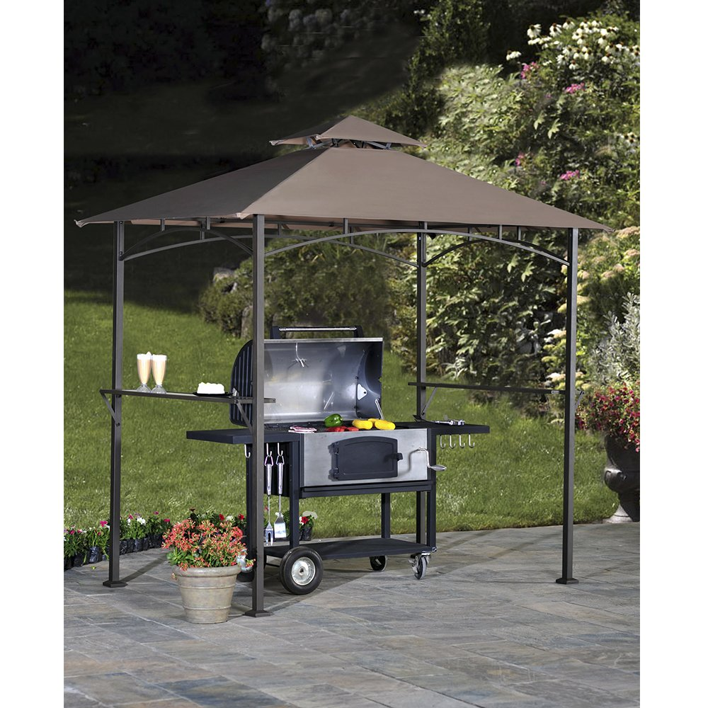 Sunjoy Replacement Canopy for Grill Gazebo 110109141