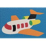 PlayMonster Lauri Crepe Rubber Puzzles - Airplane