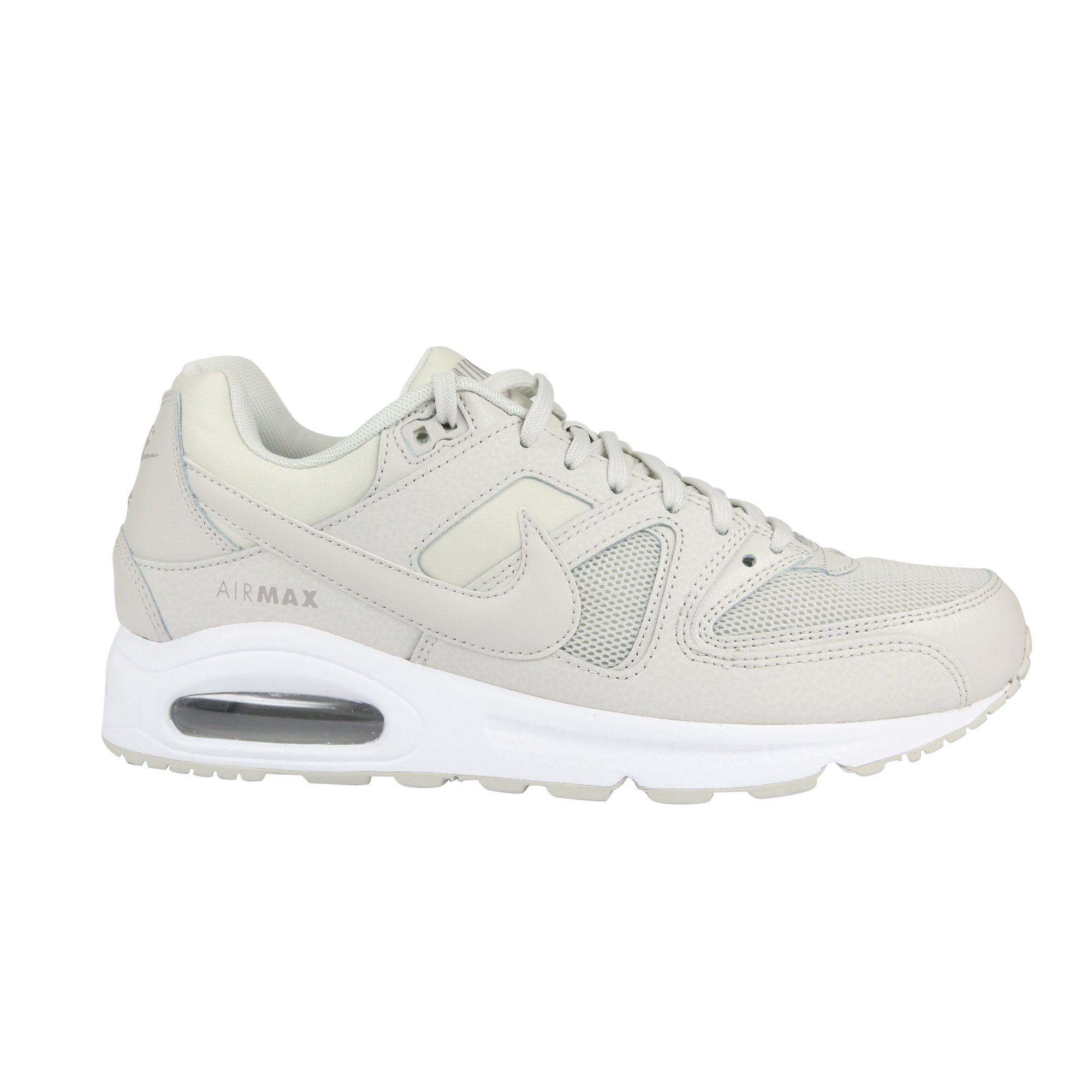 NIKE Womens Air Max Command Running Trainers 397690 Sneakers Shoes (UK 7 US 9.5 EU 41, Light Bone White 018)