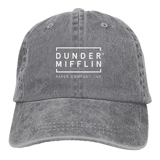 Amazon.com  Cool Dunder Mifflin Paper Lnc Cowboy Hat Adjustable  Clothing 50df33414b9