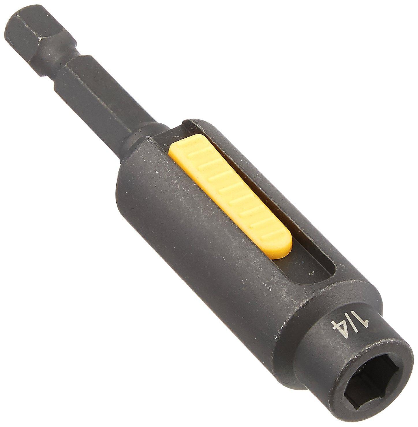 DEWALT DWA2221IR 1//4-Inch Impact Ready Cleanable Nutsetter