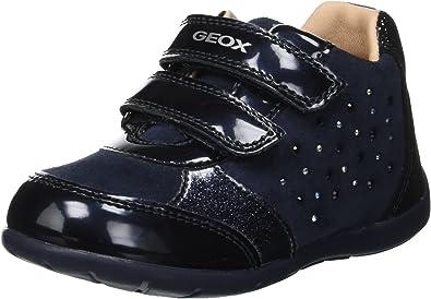 Gobernar avaro Alabama  Amazon.com | Geox Baby-Girl's Kaytan 45 Sparkle Bootie Sneaker, Navy, 22  Medium EU Toddler (6.5 US) | Sneakers