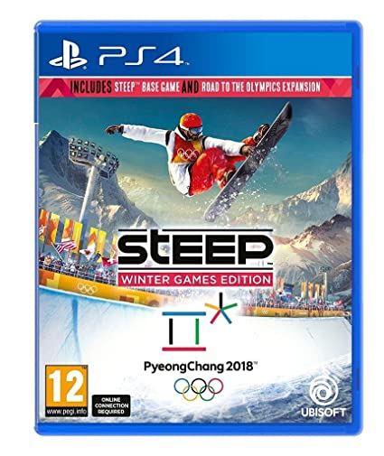 Buy Steep - Winter Games Edition (PS4) Online at Low Prices