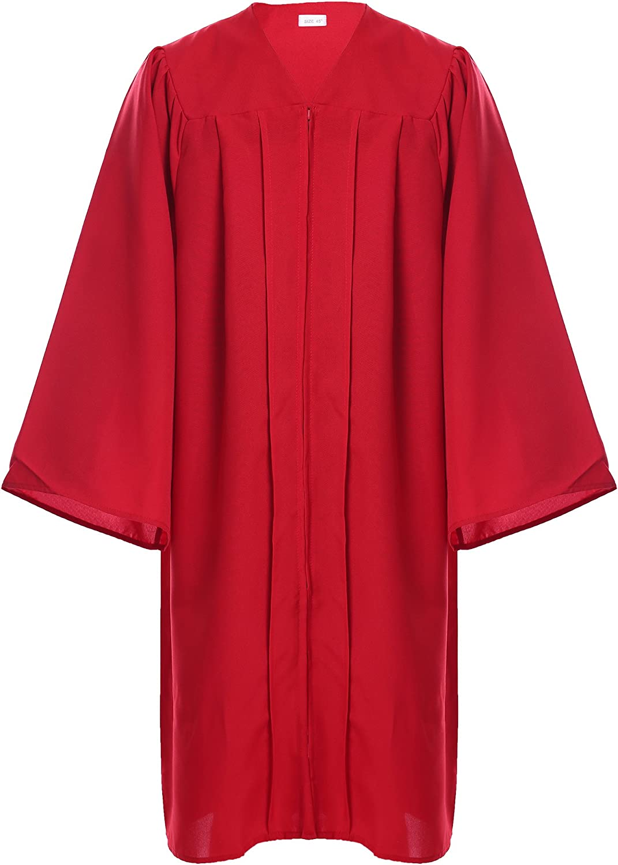 Newrara Graduation Gown Cap Tassel Set