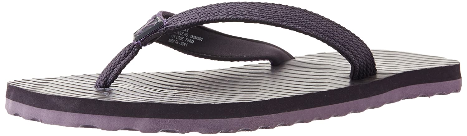 e0668acf381e41 Puma Unisex Miami Fashion DP Nightshade and Grape Compote Rubber Flip Flops  Thong Sandals - 12 UK  Buy Online at Low Prices in India - Amazon.in