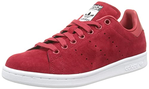 Adidas Stan Smith,  mujer 's low - top zapatos deportivos, rojo (Power Rojo / potencia