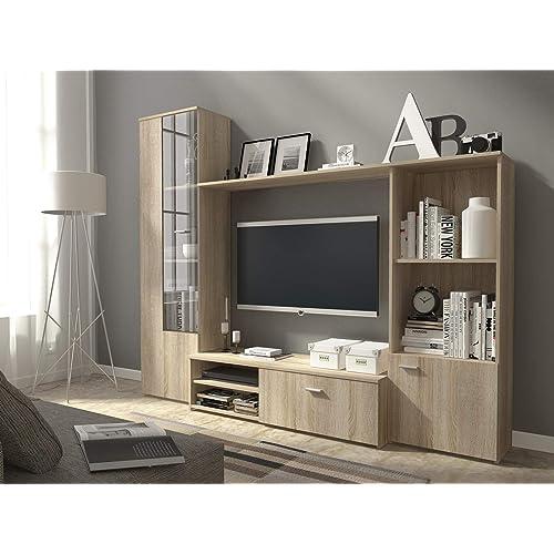 Living Room Wall Units: Amazon.co.uk