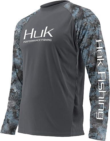 Huk Double Header Long Sleeve Shirt
