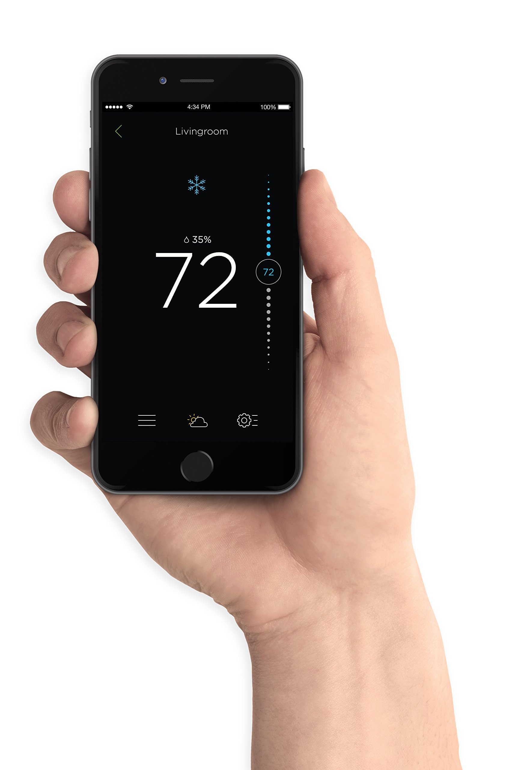 Ecobee3 Lite Thermostat, Wi-Fi, Works with Amazon Alexa by ecobee (Image #10)