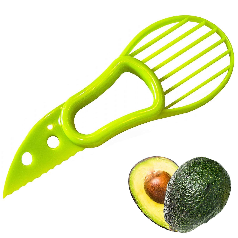 Avocado Slicer and Pitter Tool Tuopai