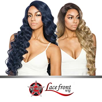 Amazon Com Isis Red Carpet Synthetic Lace Front Wig V Cut Perfection Rcv201 Vega Mane Concept Sr1b Bug Beauty