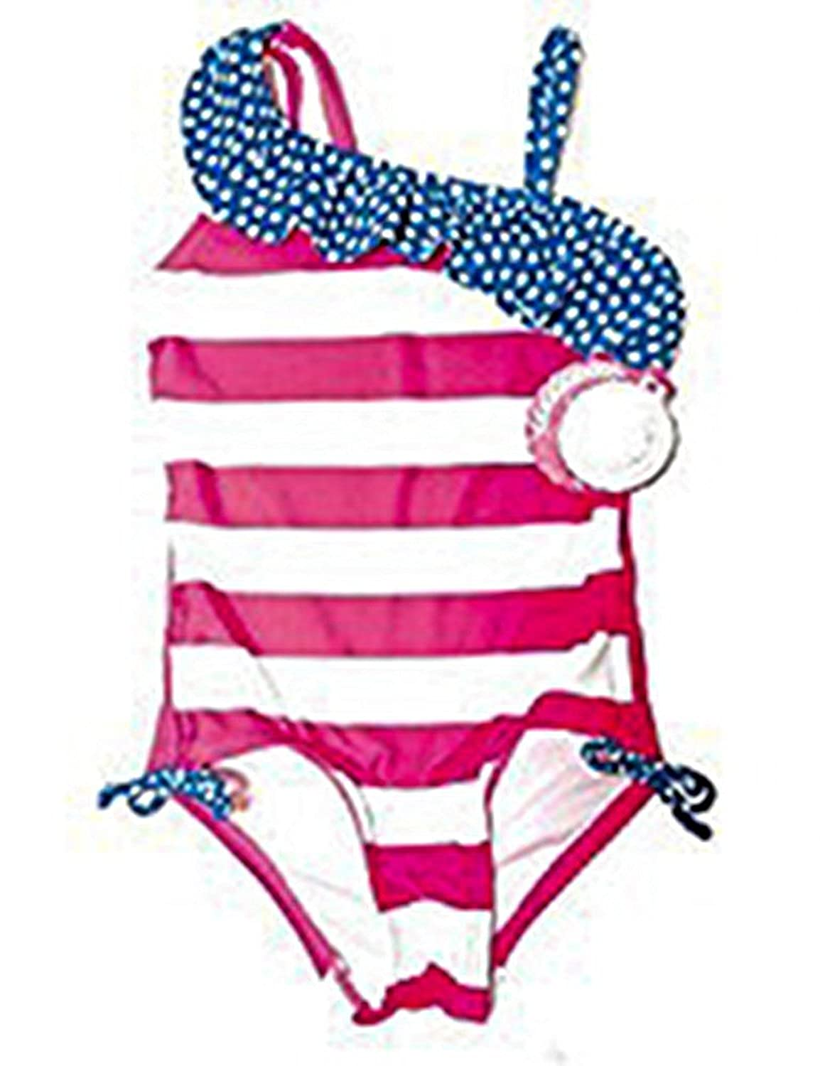 Make A Splash SO Girl Americana One Piece Swimsuit