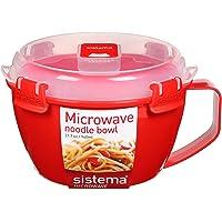 Sistema Microondas Collection - tazón para fideos (89 ml), color rojo