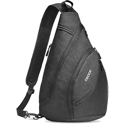 3717c0beecad OSOCE Sling Bags,Shoulder Backpack,Over Chest Crossbody Bag Cover Pack  Sport 【Updated Version】