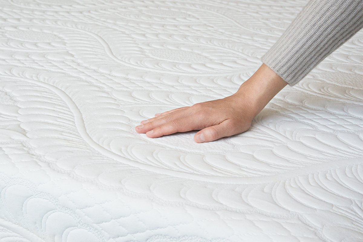 Revel Hybrid Cool Mattress Twin , Featuring All Climate Cooling Gel Memory Foam and LiftTex Alternative Latex, Made in the USA with a 10-Year Warranty, Amazon Exclusive