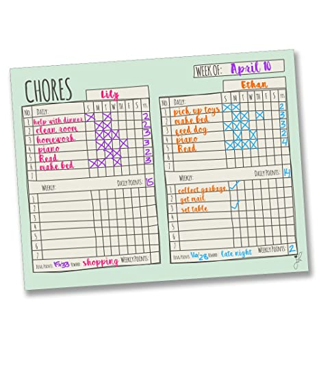 weekly planner Daily Routines to do list Reusable Checklist Kids Reward Chart whiteboard editable superhero Chore Chart wipe board