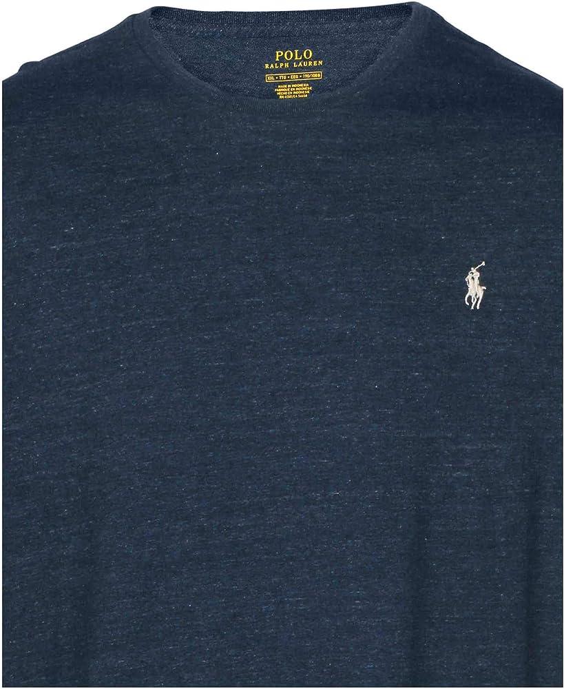Ralph Lauren T-Shirt m/m Polo BLU: Amazon.es: Ropa y accesorios
