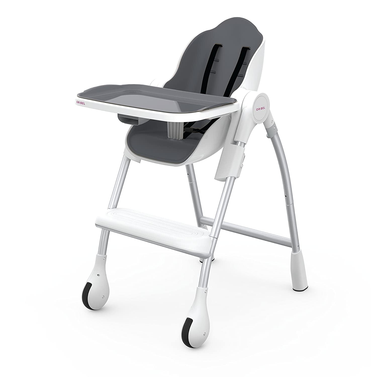 Oribel Cocoon High Chair, Slate OR203-90001