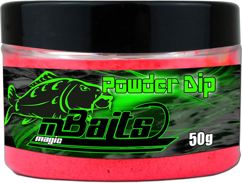 Angel-Berger Magic Baits Fluo Powder Dip Boiliedip