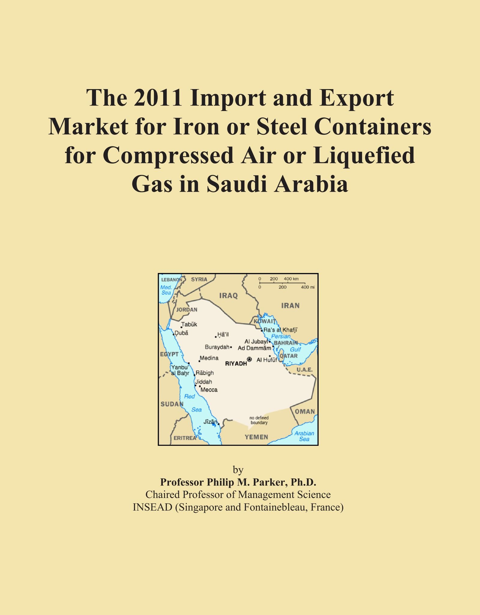 Download The 2011 Import and Export Market for Iron or Steel Containers for Compressed Air or Liquefied Gas in Saudi Arabia PDF
