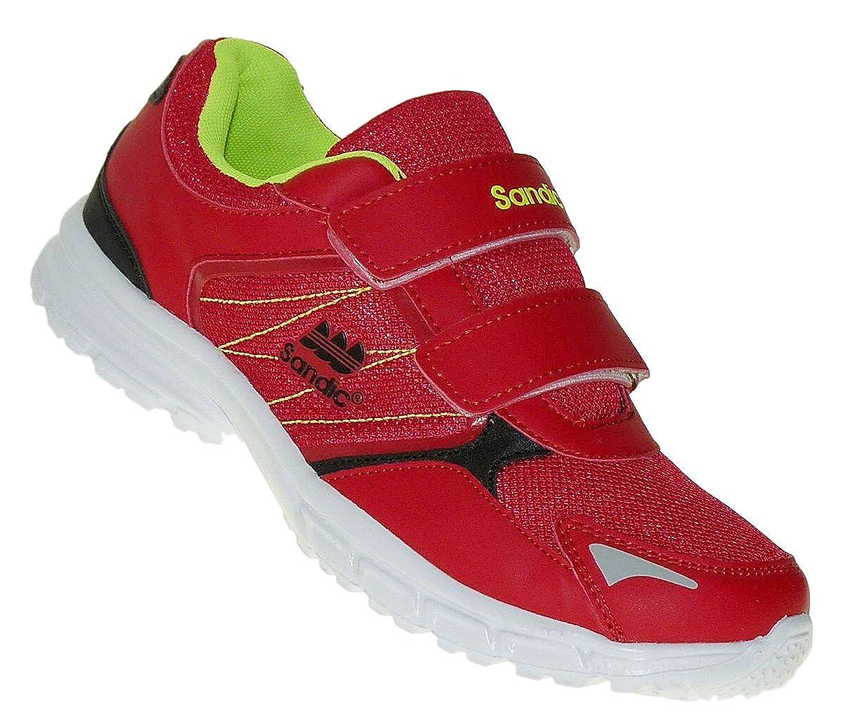 Bootsland 913 Neon Turnschuhe Sneaker Sportschuhe Herren
