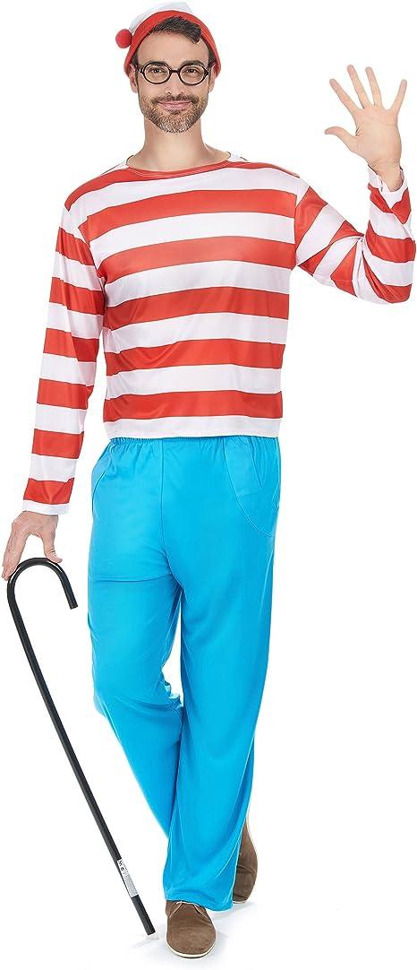 Rubies - Disfraz de Wally para adulto (S8228): Amazon.es: Juguetes ...