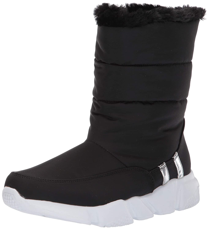 f68912efe7da9 Amazon.com | Steve Madden Women's Snowday Cold Weather | Ankle & Bootie