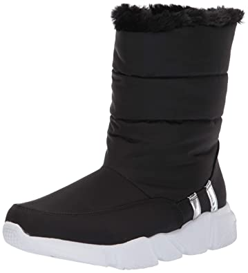 cd066029450 Amazon.com | Steve Madden Women's Snowday Cold Weather | Ankle & Bootie