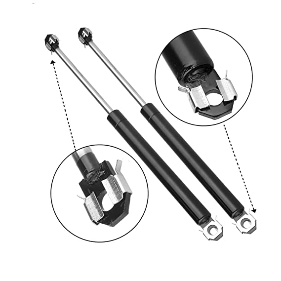 Amazon Com Front Hood Lift Supports Struts Shocks 4422 For 1982