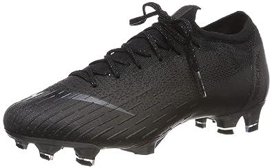 best website d6900 12bad Nike Unisex-Kinder Vapor 12 Elite Fg Sneakers Schwarz Black 001, 36 EU