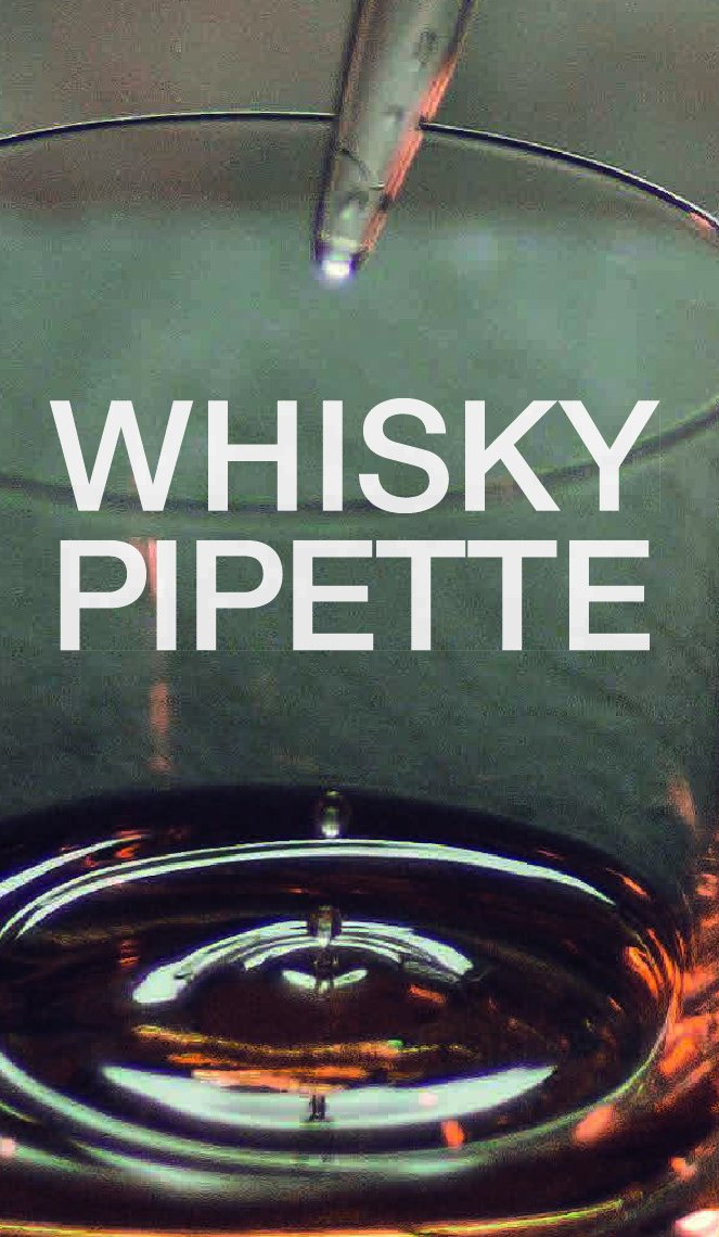 Eisch Whiskey Pipette Water Dropper for Whiskey and Scotch, Platinum by Eisch (Image #6)