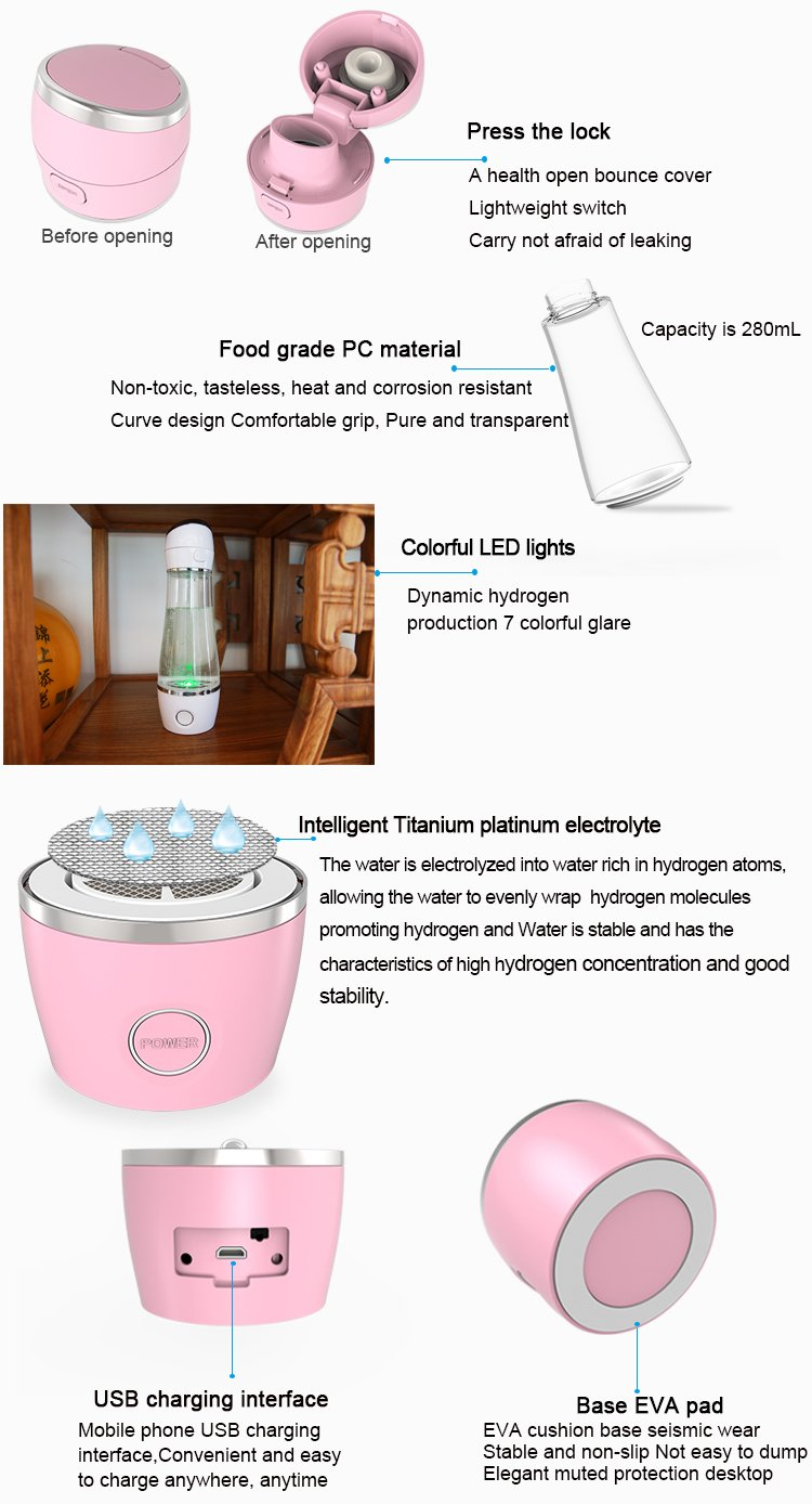 Buy Say Hydrogen Water Bottle Online At Low Prices In India Switch Bounce Produced On Press