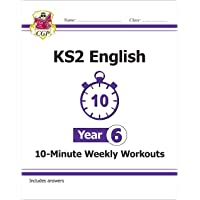 New KS2 English 10-Minute Weekly Workouts - Year 6