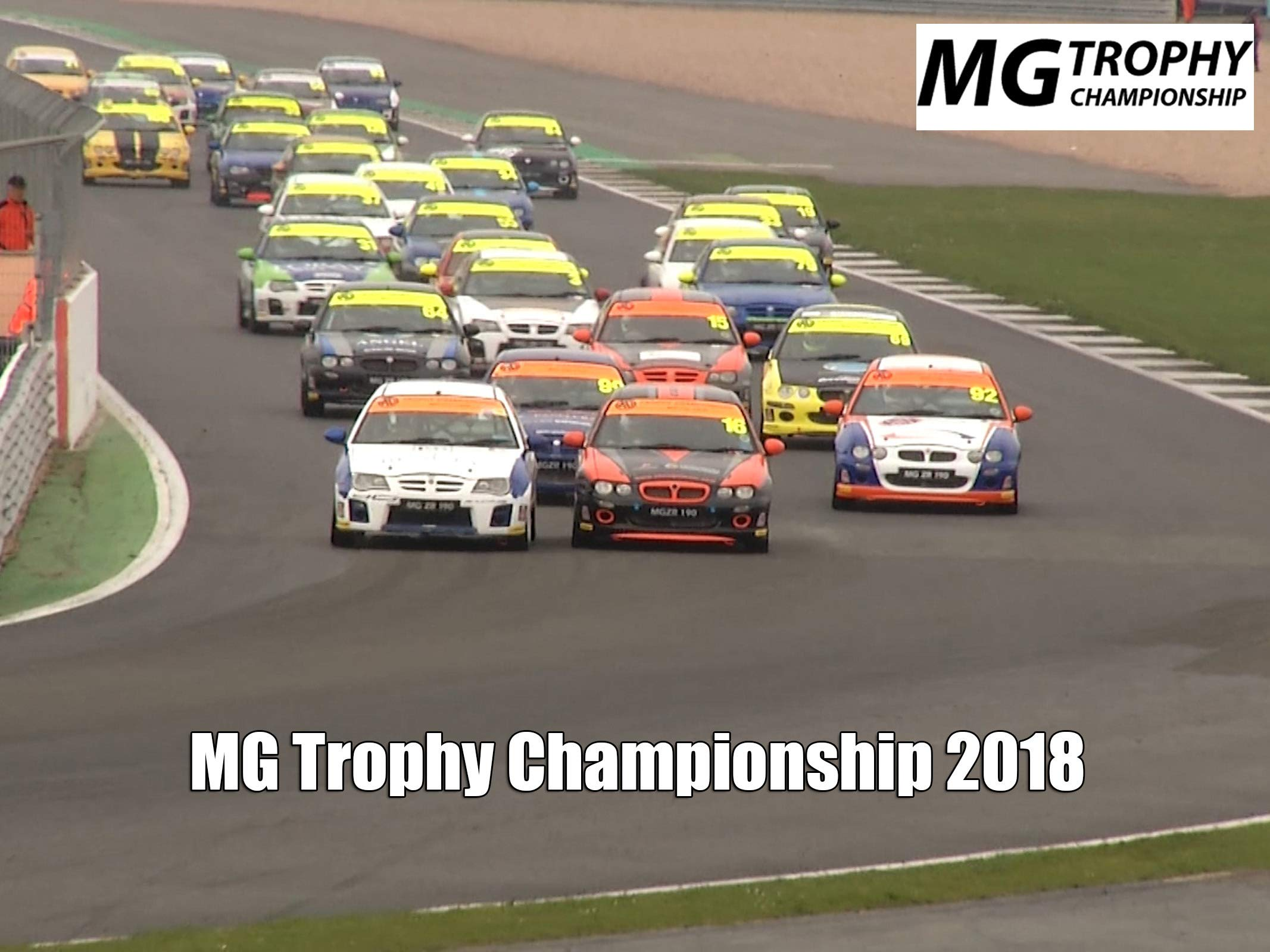 MG Trophy Championship 2018 on Amazon Prime Video UK
