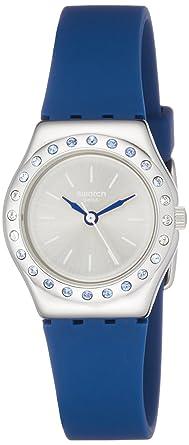 Armband Damen Analog Mit Quarz Yss311 Swatch Silikon Uhr 34ScjLq5RA